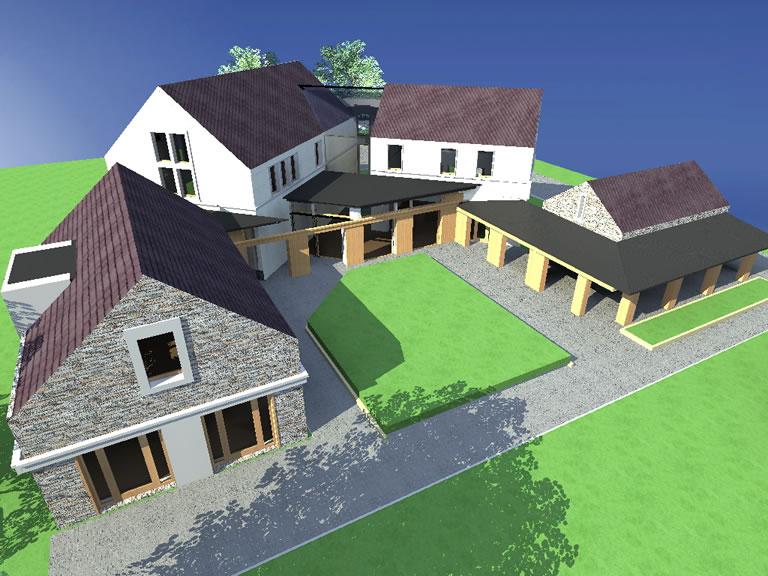 New Build in North Cork